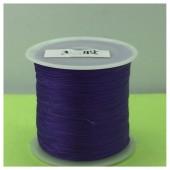 № 3. Фиолетовый цвет. Нить для плетения