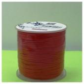 100 м. Красный цвет. Нить для плетения Шамбала