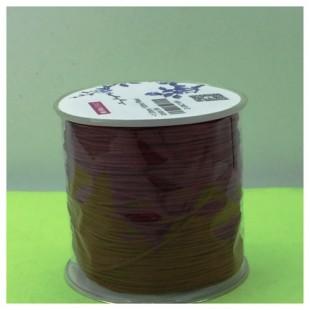 100 м. Бордо цвет. Нить для плетения Шамбала