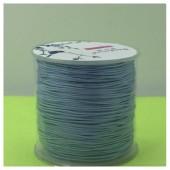 100 м. Голубой цвет. Нить для плетения Шамбала