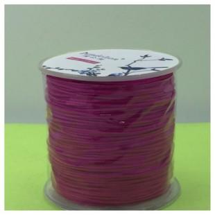 100 м. Фуксия цвет. Нить для плетения Шамбала
