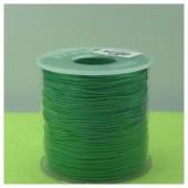 100 м. Светло-зеленый цвет. Нить для плетения Шамбала