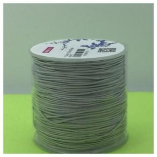 100 м. Светло-серый цвет. Нить для плетения Шамбала