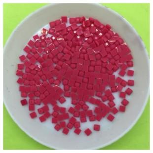 5 гр. Цветные клеевые квадратные стразы 2 х 2 мм. № 16