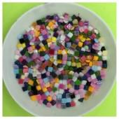 5 гр. Цветные клеевые квадратные стразы 2 х 2 мм. № 49