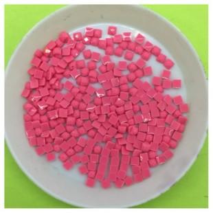 5 гр. Цветные клеевые квадратные стразы 2 х 2 мм. № 17