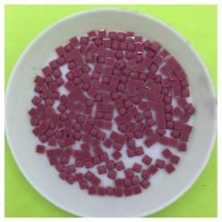 5 гр. Цветные клеевые квадратные стразы 2 х 2 мм. № 24