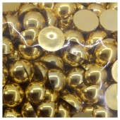 № 8. Золото хамелеон цвет. Бусинки клеевые 3500 шт. № 10