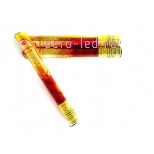 SAFFRON. НЕМ Ароматические палочки 6 граней 20 гр
