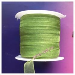 2 м. Темно-зелень цвет. Лента капроновая цветная 1 см