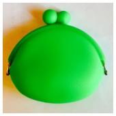 1 шт. Зеленый цвет. Цветные кошелечки.
