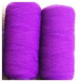 422. Фиолетовый цвет. Нитки капроновые для цветов