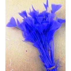 20 шт. Голубой цвет. Цыпленок.  Кисточка 10-15 см